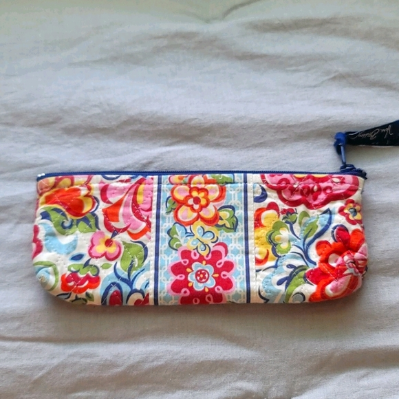 *Free w/ Purchase* Vera Bradley Quilted Pencil Bag